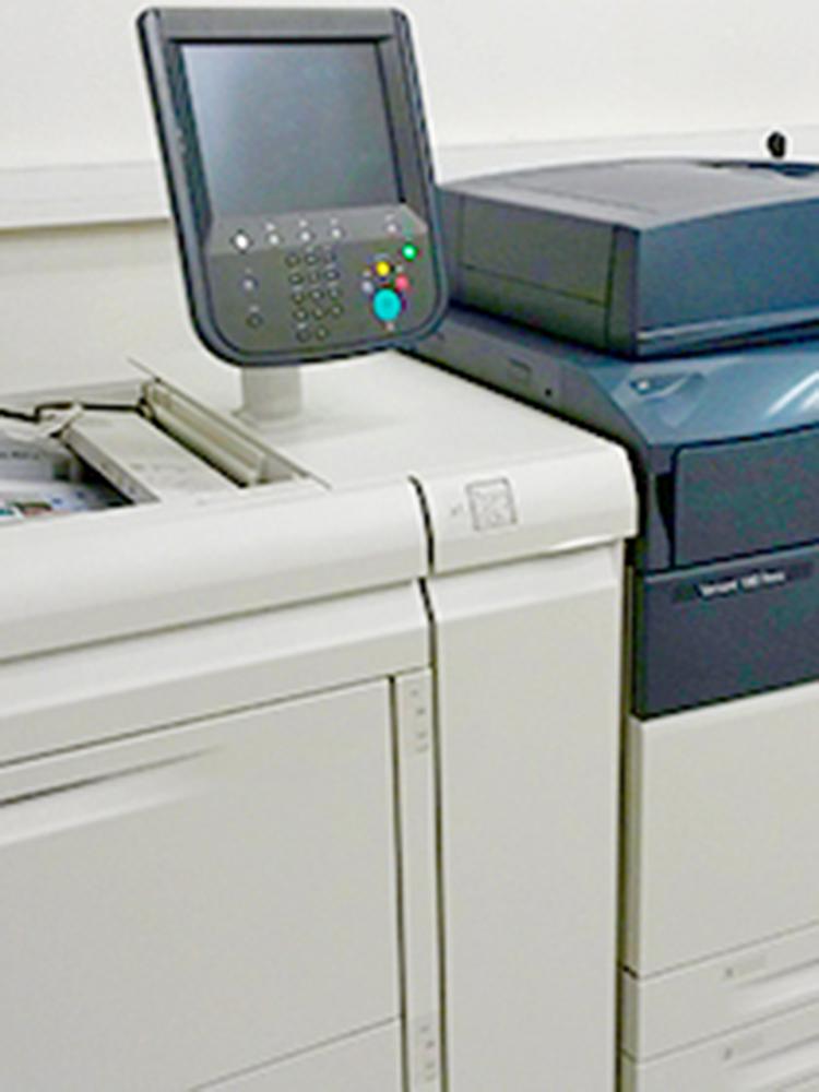 Nová barevná tiskárna v nakladatelství