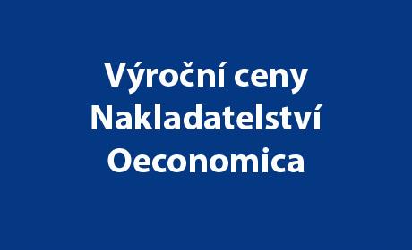 Ceny Nakladatelství Oeconomica 2019