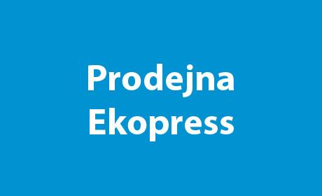 Otevírací doba prodejny Ekopress