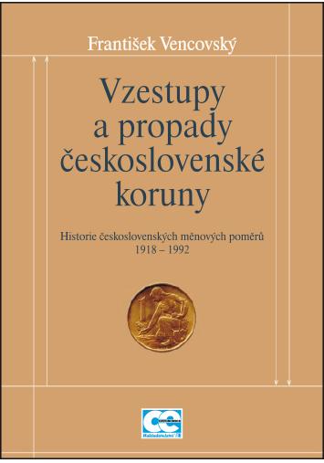 Vzestupy a propady československé koruny
