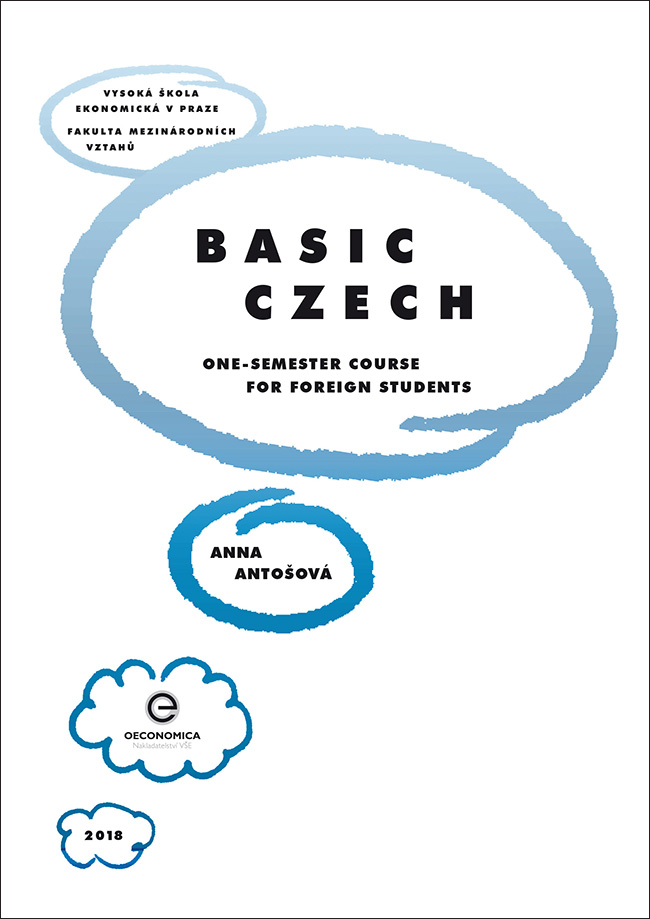 Basic Czech. One-semester Course for Foreign Students.