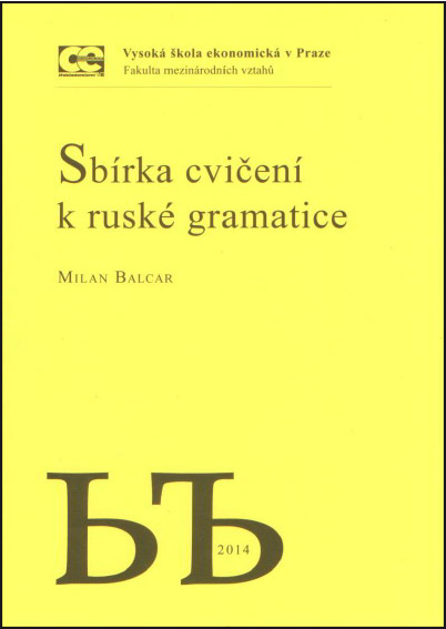 Sbírka cvičení k ruské gramatice