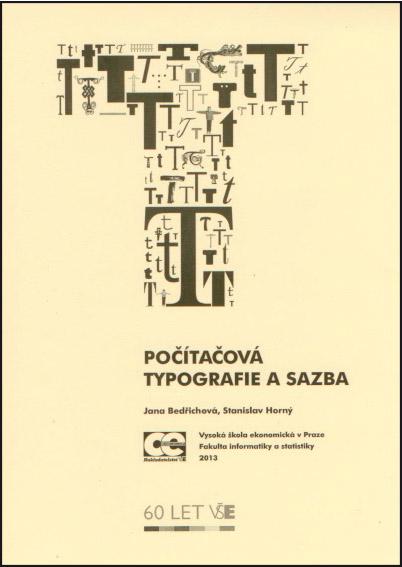 Počítačová typografie a sazba