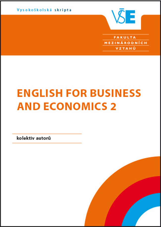 English for Business and Economics 2