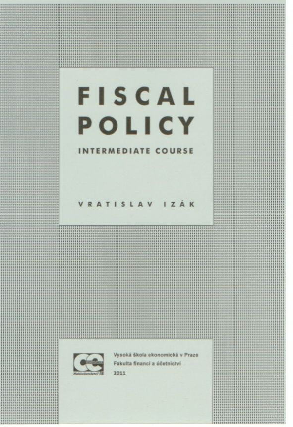 Fiscal Policy – Intermediate Course