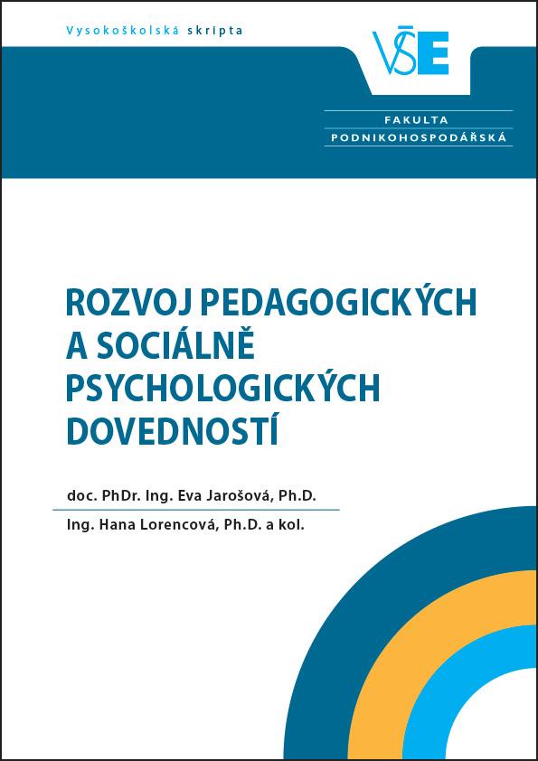 Rozvoj pedagogických a sociálně psychologických dovedností