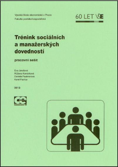 Trénink sociálních a manažerských dovedností, pracovní sešit