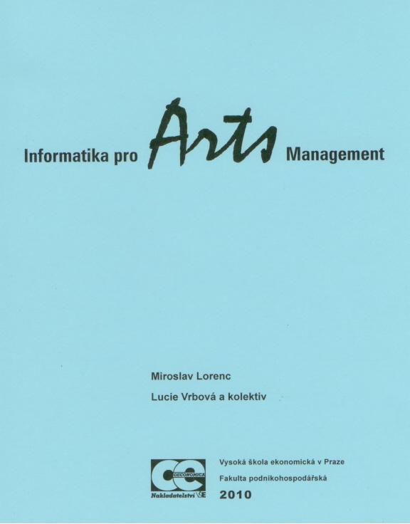 Informatika pro Arts Management
