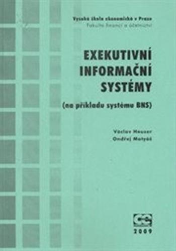 Exekutivní informační systémy (na příkladu BNS)