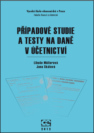 Případové studie a testy na daně v účetnictví