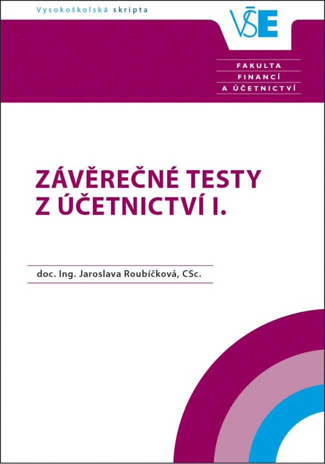 Závěrečné testy z Účetnictví I.