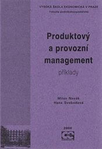 Produktový a provozní management – příklady