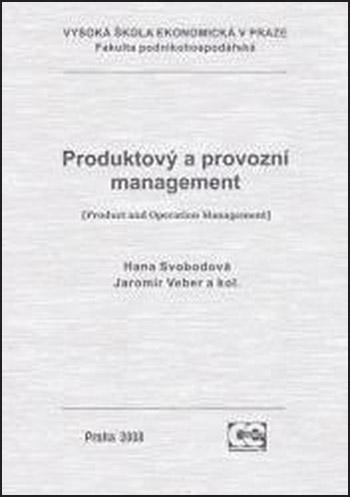 Produktový a provozní management