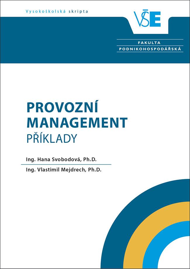 Provozní management – příklady