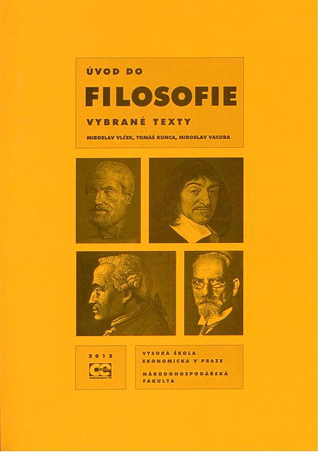 Úvod do filosofie. Vybrané texty