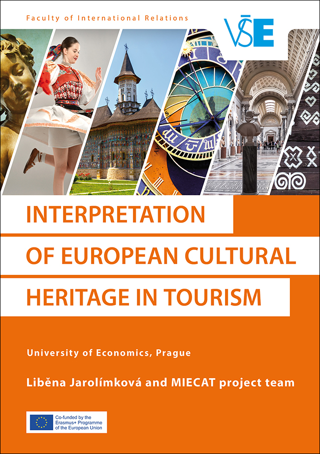 Interpretation of European Cultural Heritage in Tourism